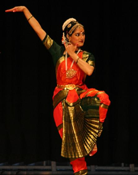 Natraj Performs With Indian Classical Dancer Jayshree Rajamani