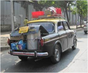 Bombay's Workhorse - The Mumbaikar Taxicab