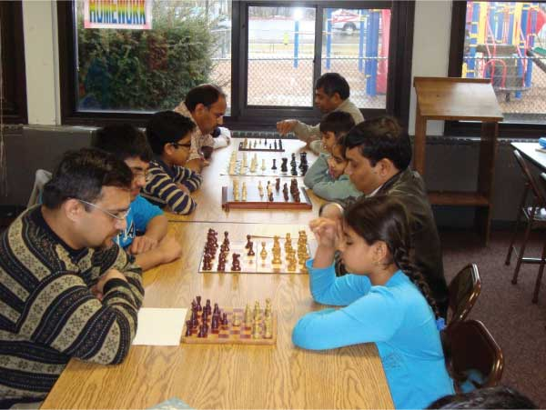 IANH First Chess Tournament