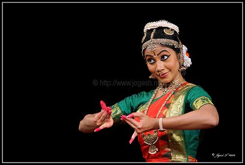 Bharatanatyam  - Krithi Ramgopal