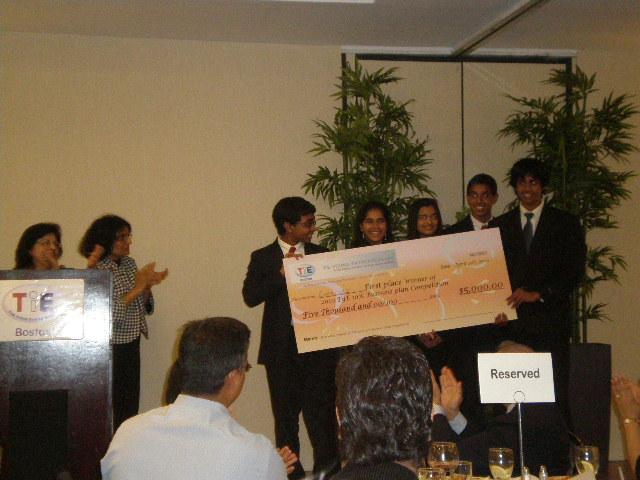 TyE Boston Emerges Winner Of The 25K Prize.