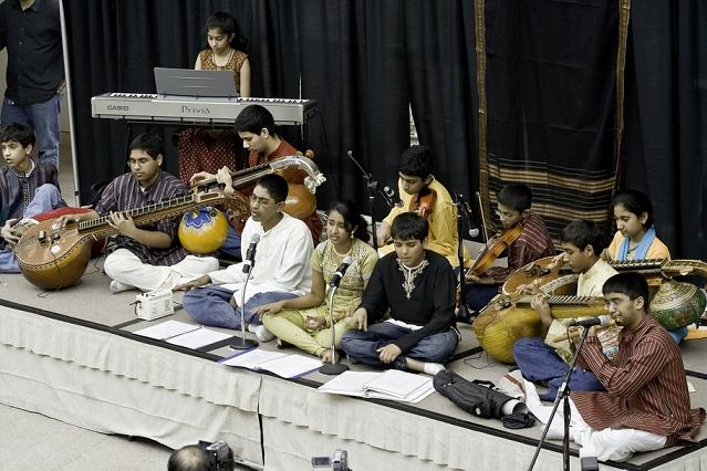 MITHAS Presents 'NadaSangamam' - A Classical Music Extravanganza
