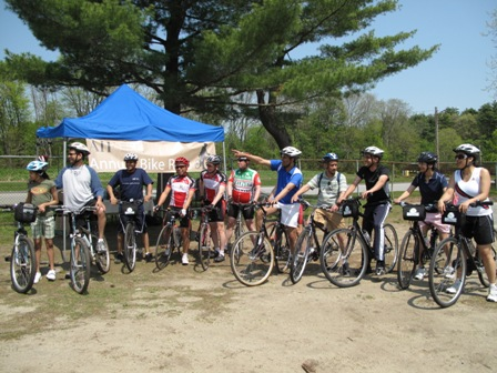 Spring To Action AIF Bike Ride