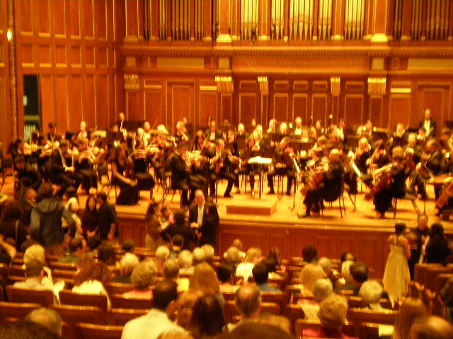 Longwood Symphony Orchestra Supports ATASK
