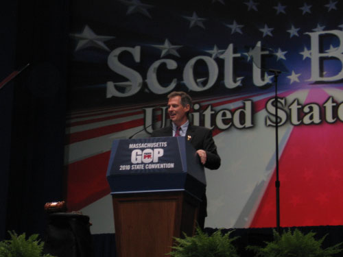 MassGOP Endorses Republican Candidates For Statewide Office