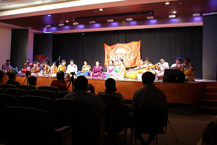 MITHAS Fundraiser At Chinmaya Delights Music Lovers