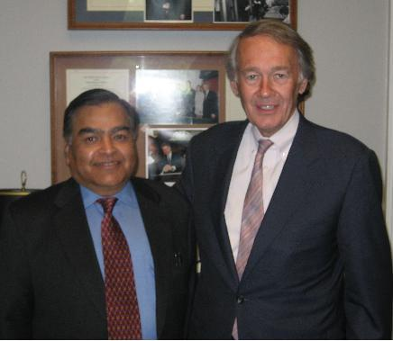 Girish Mehta Invited As Guest Of The White House
