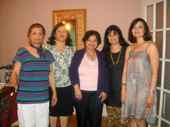 Indian Women Physicians's Summer Retreat