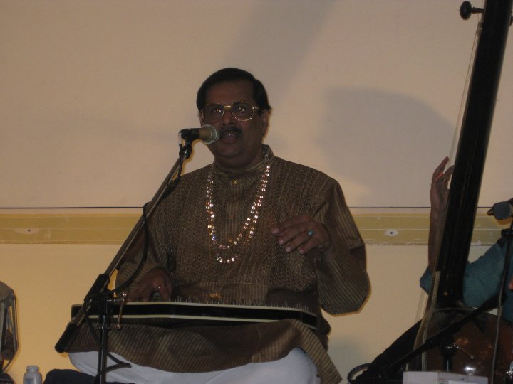 Pandit Ajoy Chakrabarty - Indian Classical Vocal Concert