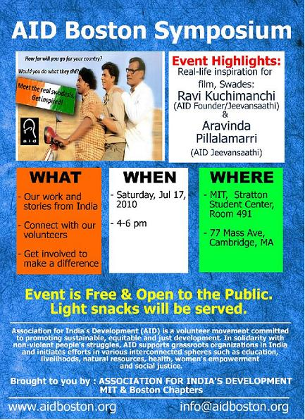 AID Boston Symposium