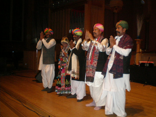 Rajasthani Show