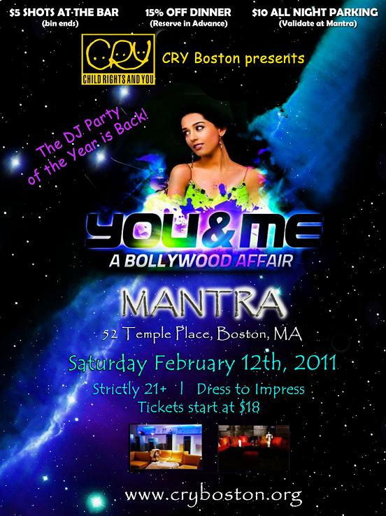 CRY And ISHQ Valentine's Day Parties!