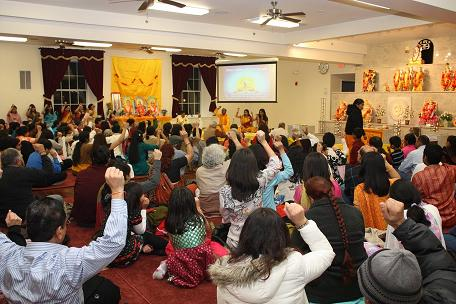 2011 Yug Vasant - Birth Centenary Celebrated At Satsang Center
