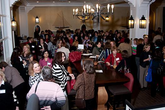 WBC Mega Mixer - Enhancing Woman-To-Woman Networking