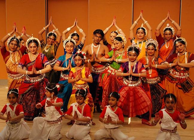 Upasana - A Lyrical Offering By Odissi Dancers