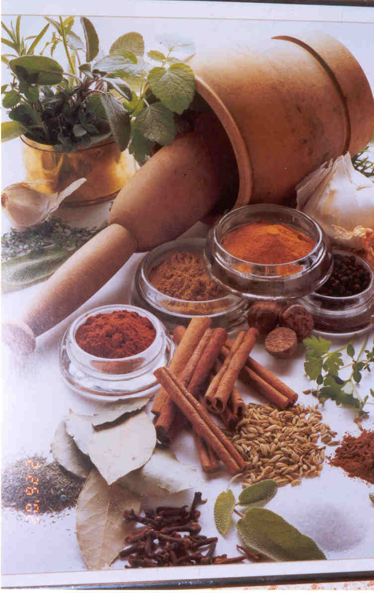 Recipes - Spring Time Is For Chutneys