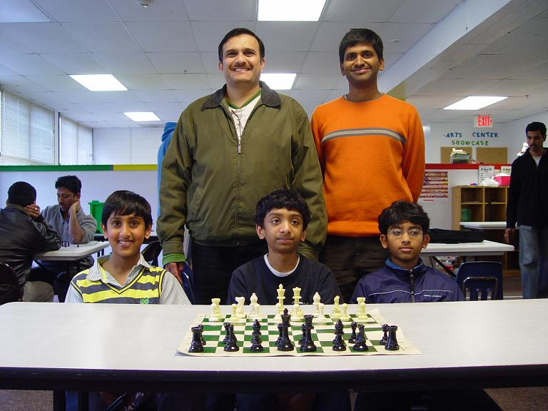 IANH Chess Tournament - 2011