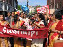 Swaralipi Celebrates 150 Birthday Of Tagore At Harvard Square
