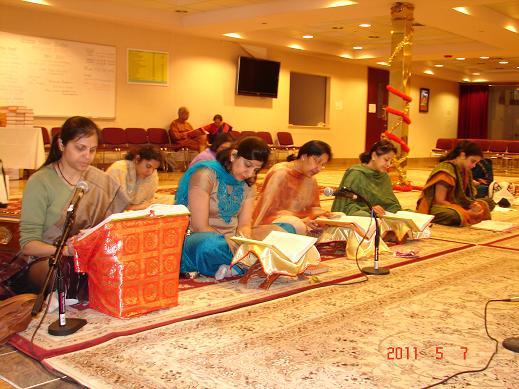 Akhand Ramayana Pat - A Deeply Spiritual Experience At Chimaya Maruti