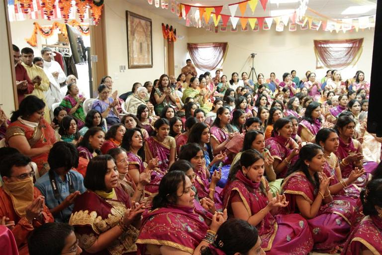Jain Sangh Of New England Celebrates Pratistha Mahotsava