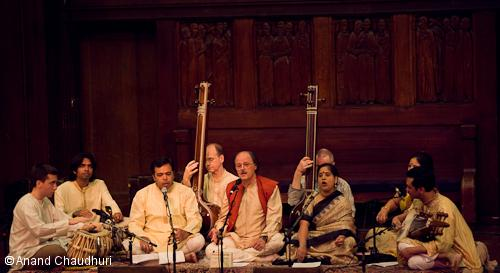 Chhandaayan's All-night Music Festival Celebrates Hindustani Classical Music