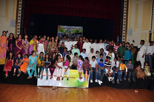 Boston Telangana Night A Great Success