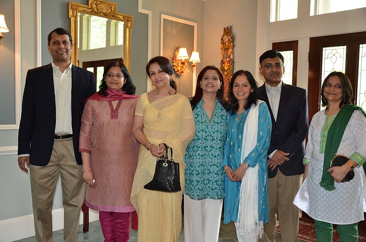 Prashant Fadia And American India Foundation: Sharmila Tagore And  Soha Ali Khan Talk On Philanthrophy