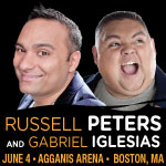 Russell Peters To Perform In Boston