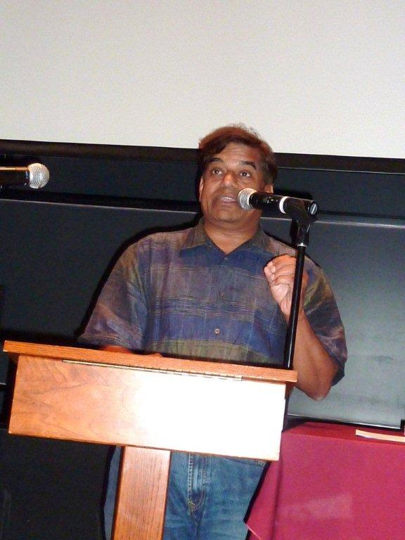 Harvard Hosts Annual India Poetry Reading