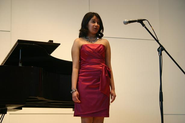 Soprano Recital - An Exhilarating Experience