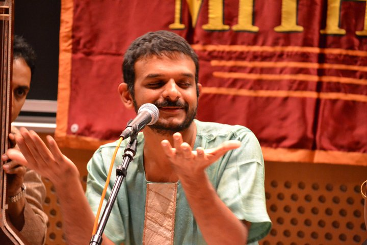 T.M. Krishna At MITHAS - An Innings Of Pure Master Class