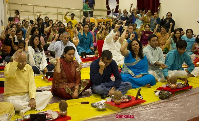 Satsang Center Celebrates Gayatri Jayanti And Ganga Dashahara