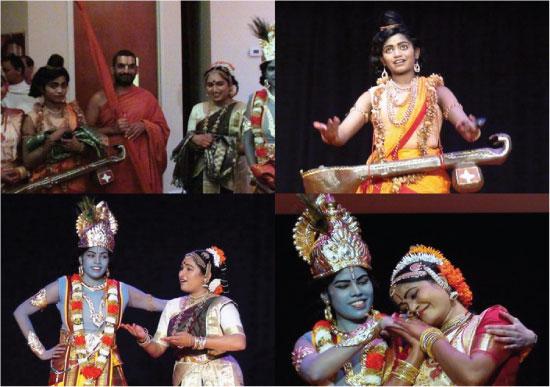 Sri Kuchipudi Natyalaya Presents Shri Krishna Parijatham