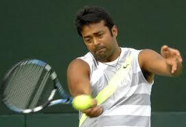 Leander Paes In Boston