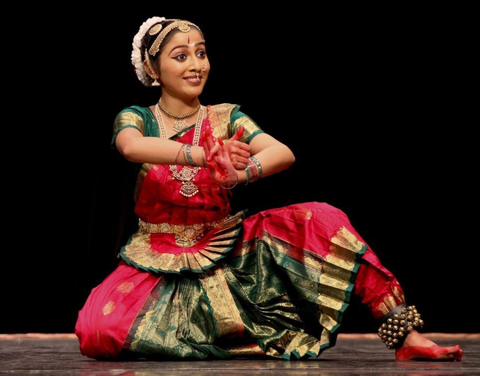 Arangetram - Monica Lakshmi Swaminathan