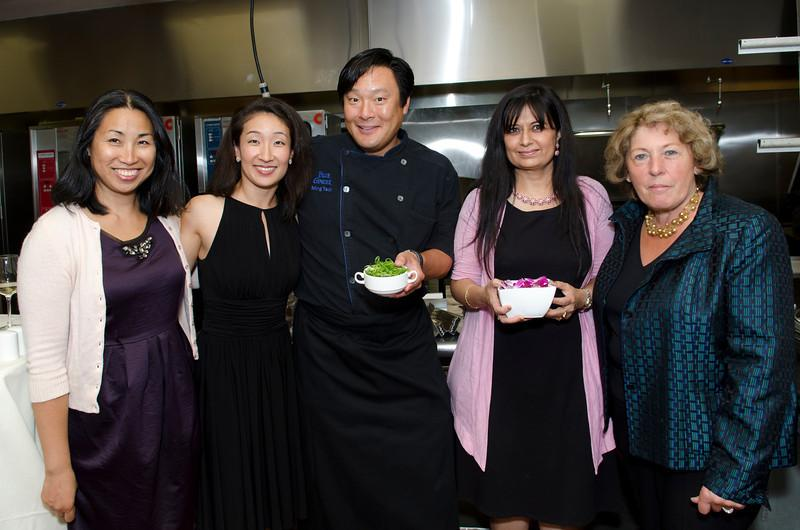 Mayor Menino, Angela Menino And Chef Ming Tsai Come Together For Silk Road Gala For ATASK