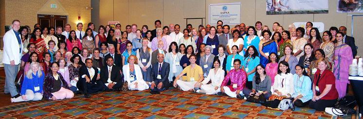 AAPNA Organizes 3rd International Ayurveda Conference