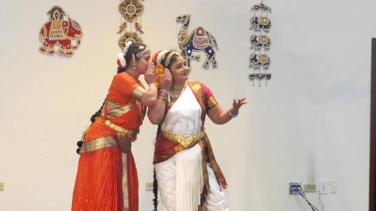Nrithya Aradhana – A Special Fund Raiser Program For Sarvadev Mandir
