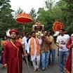 Dwarkamai Celebrates  Palkhi 2011