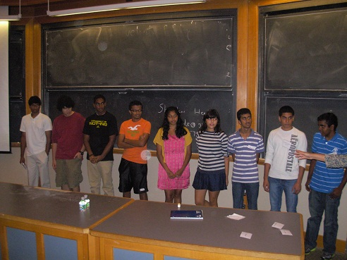 TyE-Boston Class Of 2012 Launched To Inspire High School Students Become Entrepreneurs!