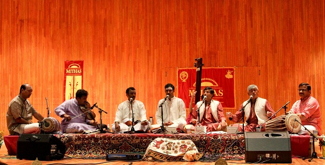 A Duet In Perfect Accord: An Evening Of Carnatic-Dhrupad Euphony