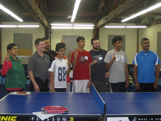 IANH Table Tennis Tournament