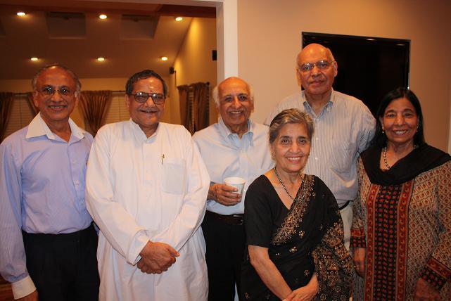 Ekal Vidyalaya Officials Visit New England