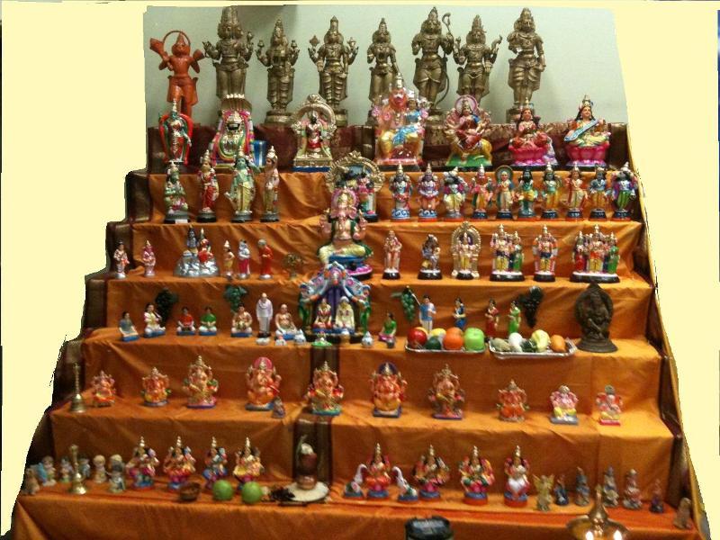 Navarathri Festival At Lakshmi Temple