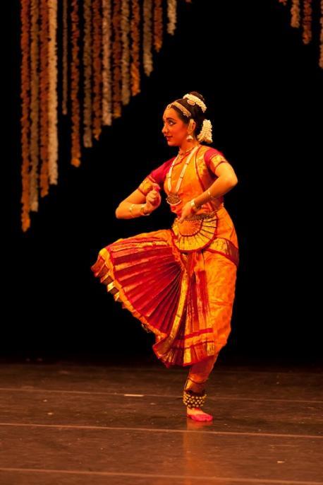 Arangetram: Ananya Mahalingam-Dhingra