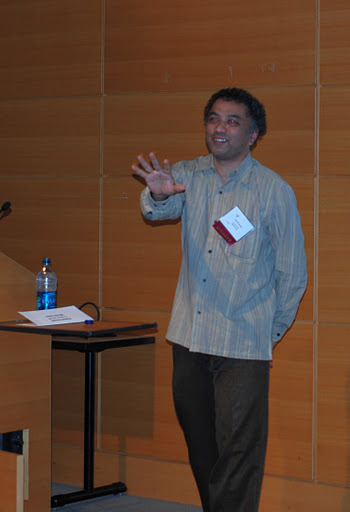 Harish Hande Gets Standing Ovation At FORSE2011