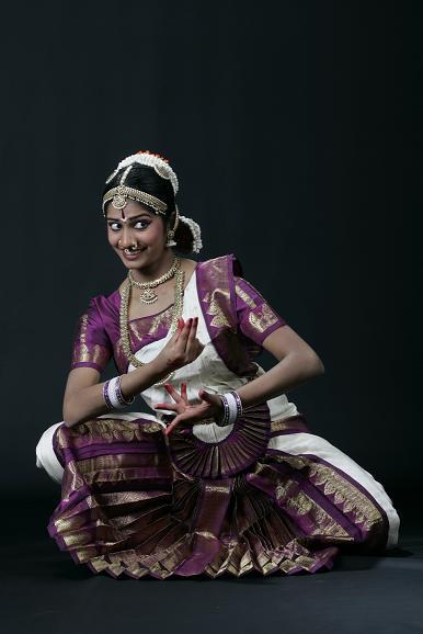 Arangetram: Naveena Shanmugam