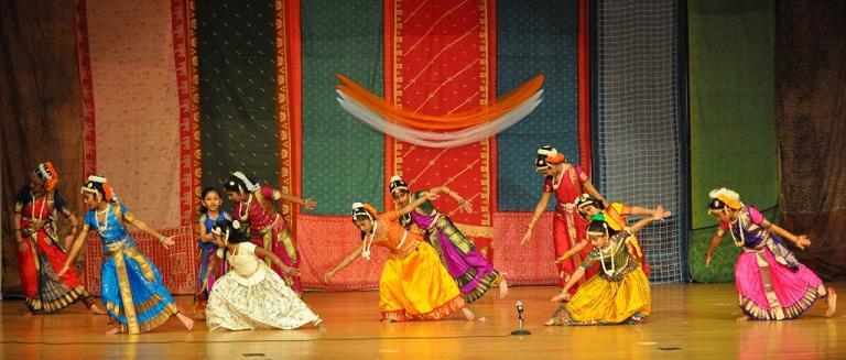 Sri Krishna Parijatam - A Lovely Presentation