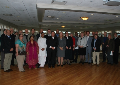 Second Annual Quincy Mayor's Prayer Breakfast