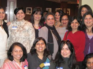"Network Of South Asian Women Hosts ""How Sucessful Women Succeed"""